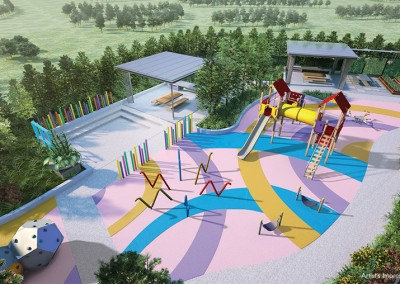 sol acres - kids playground