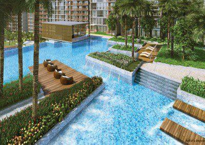 sol acres - swimming pool