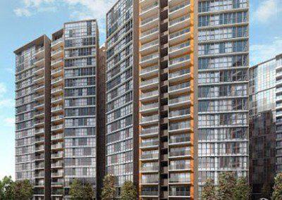 Sims Urban Oasis - Residential Block