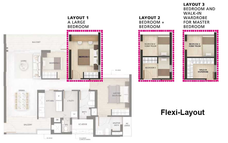 Customise your layout for the Flexi-Room at The Criterion