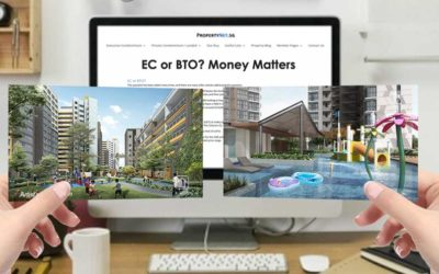 Executive Condo (EC) or BTO? A Money Matters Approach.