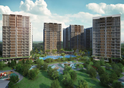 Parc Life EC at Sembawang