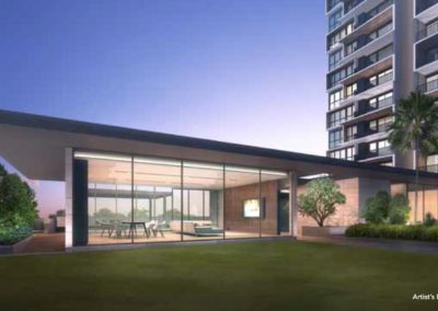 iNZ Residences Club House