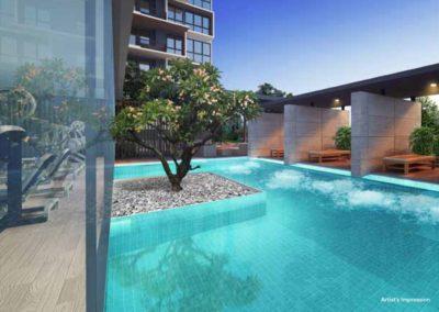 iNZ Residences Pool 2