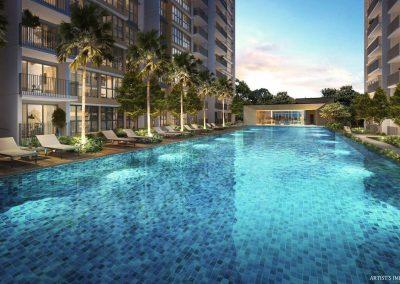 Rivercove Swimming Pool