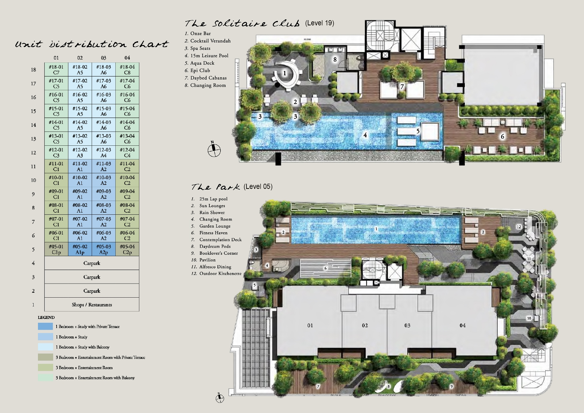 Onze residential site plan propertynet sg for Residential site plan