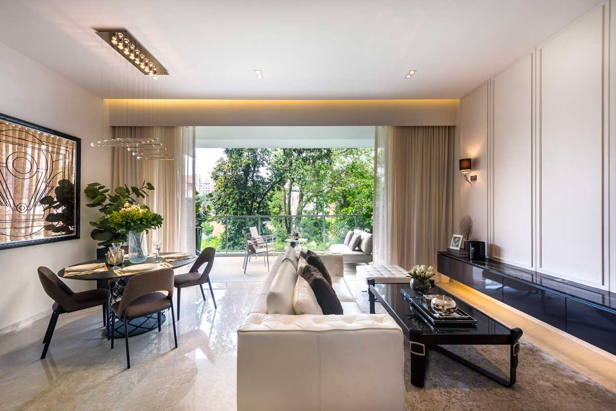 Mon Jervois District 10 Luxury Condo Prestigious Address