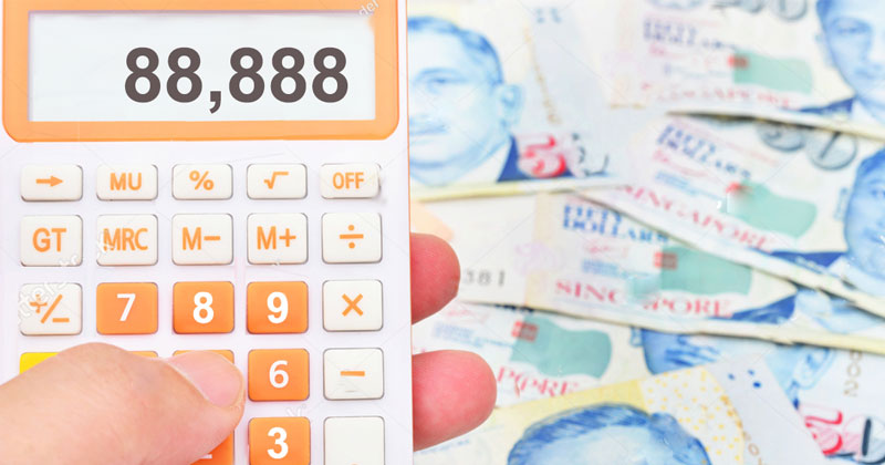 How to calculate Sales Proceeds from Sale of HDB?