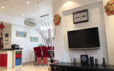 Sunrise Gardens @ Yio Chu Kang, 3 bedrooms for SALE